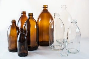 EHV-Flaschen