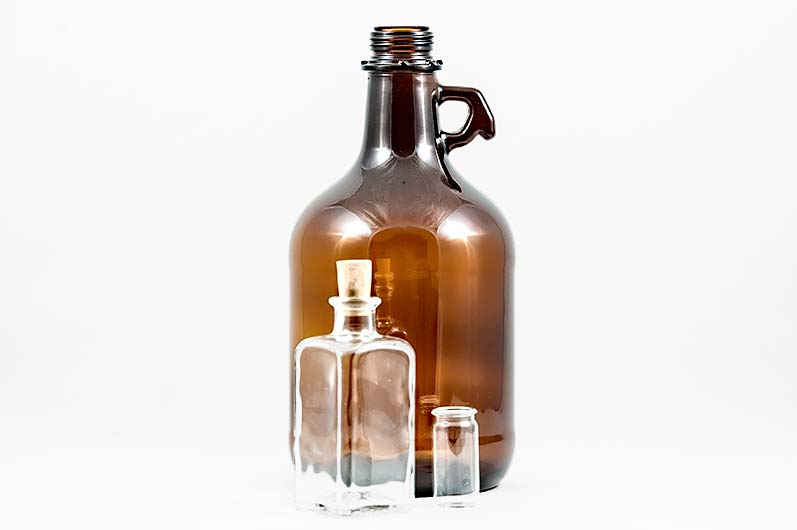Diverse Flaschen